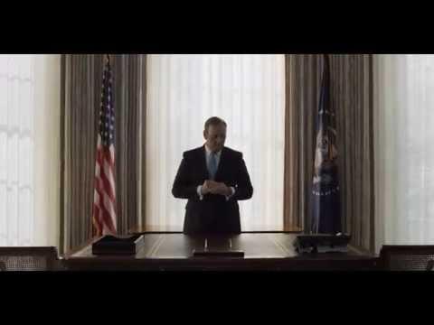 House of Cards season 2  President Frank Underwood