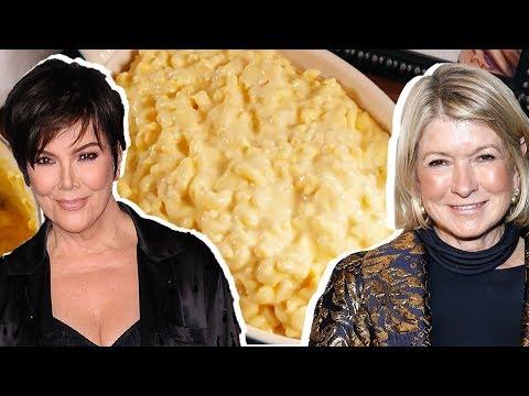 Kris Jenner Vs Martha Stewart: Whose Mac N Cheese Is Better?