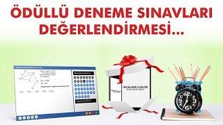 KASIM AYI DENEME SINAVI DEĞERLENDİRMESİ...