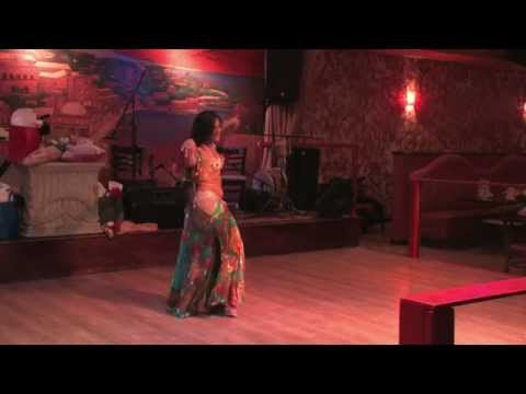 Yesenia- winner of the Houston Oriental Dance Superstar Competition 2014