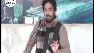 Zakir Waseem Al Abbas Baloch : Yadgar Majlis : Great Msg : Must Watch : 7 Feb 2017