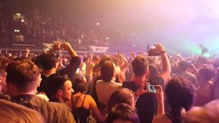 Foals - Two Steps, Twice live at Wembley Arena 16/02/2016