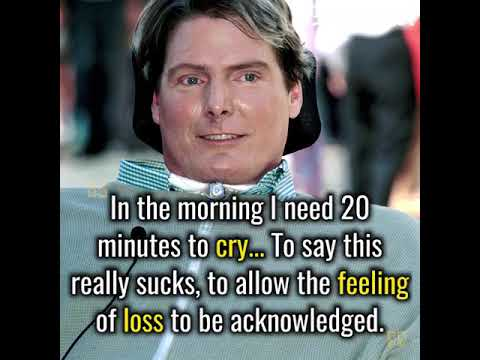 Life Stories: Christopher Reeve