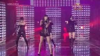(SNSD) Taeyeon, (WG) Sunye, (BEG) Gain, Nam Gyuri - Button (Pussycat Dolls)