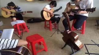 Hướng dẫn guitar- BA KỂ CON NGHE