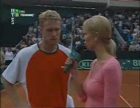 Dmitry Tursunov interview