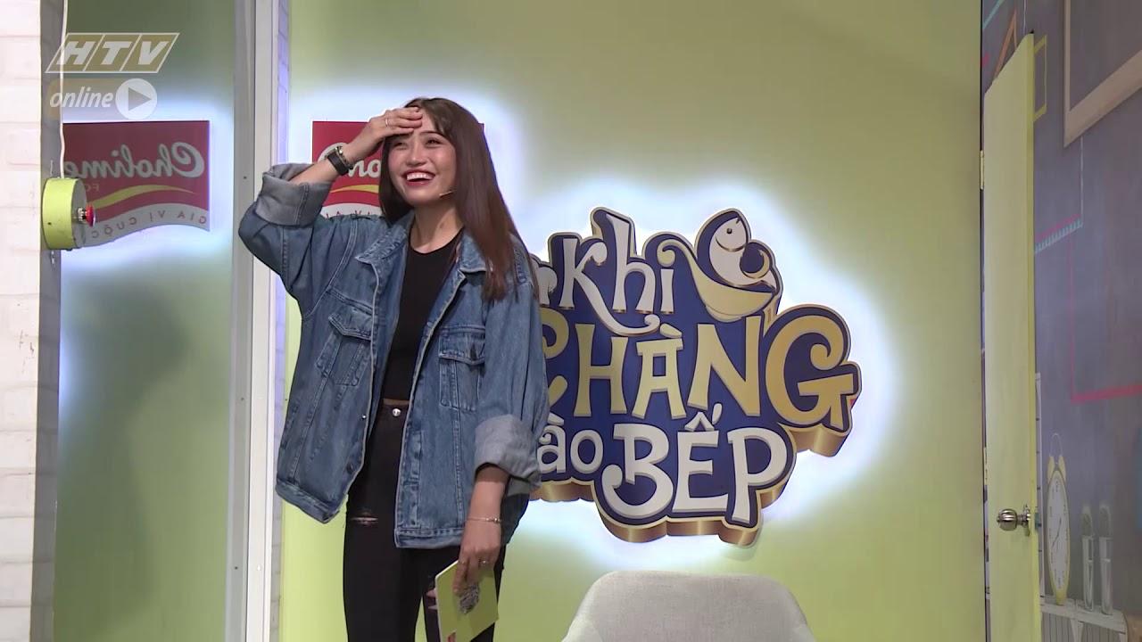 image Khi đội FapTV đổ bộ vào bếp   HTV KHI CHÀNG VÀO BẾP   KCVB #7   21/8/2018