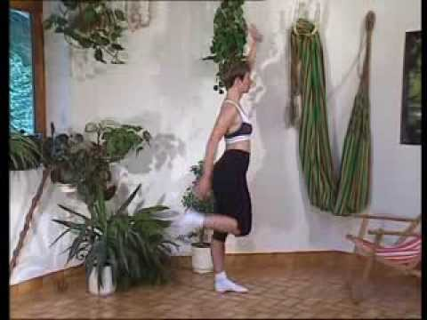 Exercices de Stretching débutants - YouTube