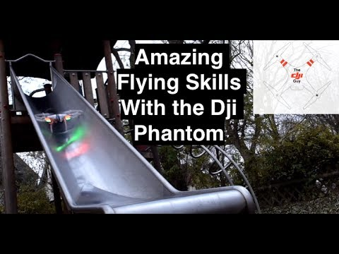 Dji Phantom Expert Flying