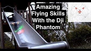Dji phantom expert flying