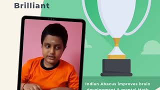 I am IndianAbacus student