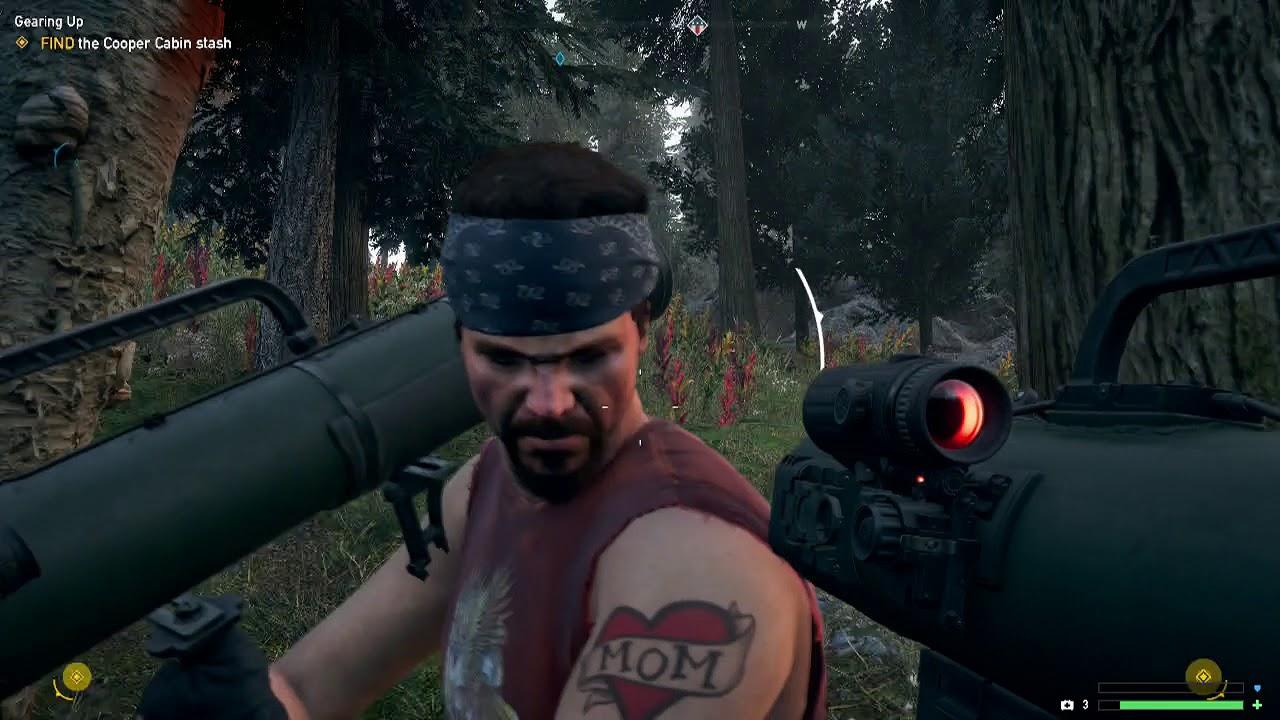 Akustische Wolfsköder Far Cry 5 Karte.Far Cry 5 Die Cooper Hütte Downloadyoutubemp3 Tk