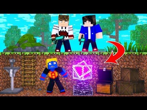 Minecraft: ENCONTRAMOS A PRIMEIRA BASE - NEXUS CLAN Ep.6 ‹ PORTUGAPC ›