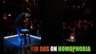 Vir Das | Indians are Homophobic | Stand - Up Comedy | Netflix