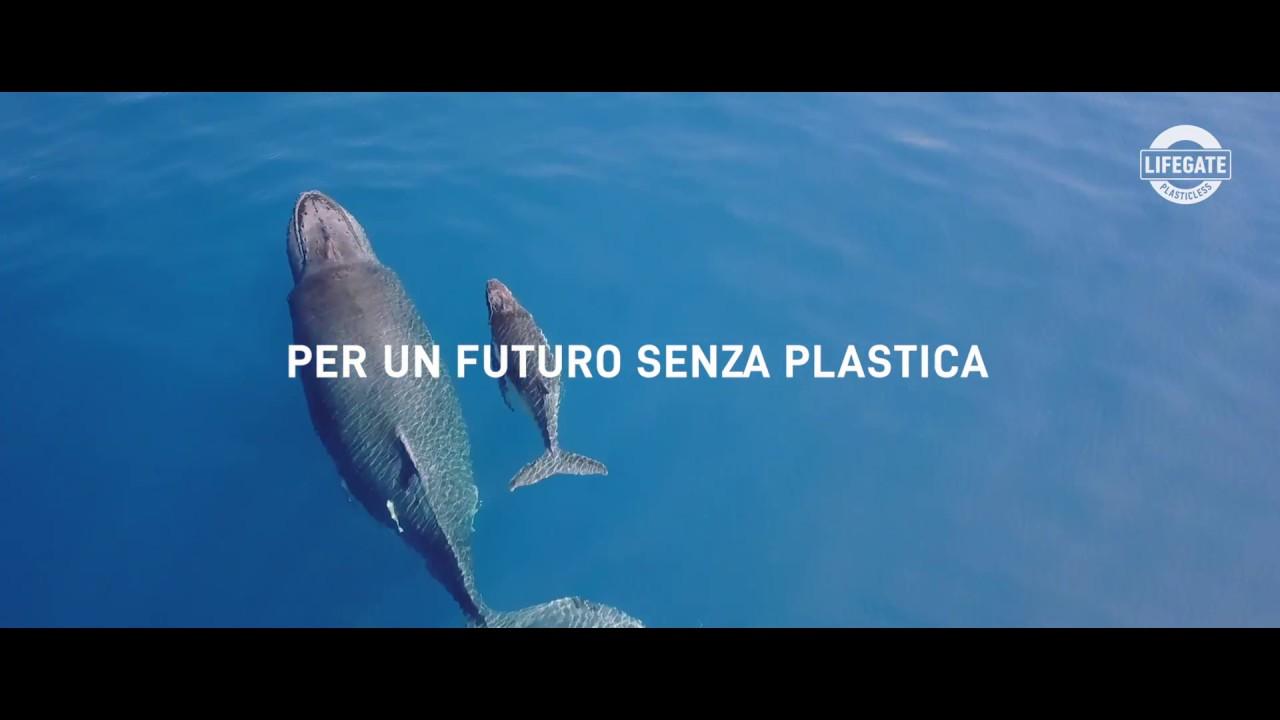 Risultati immagini per LifeGate PlasticLess