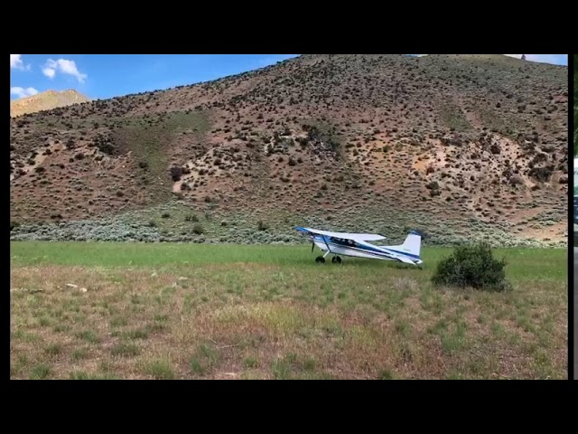Bernard Airstrip Idaho