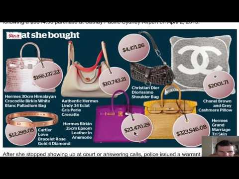 Handbag Basic Finds 4.6 MILLION $!!!