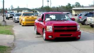SICK Chevy Trucks