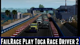 FailRace Play Toca Race Driver 2