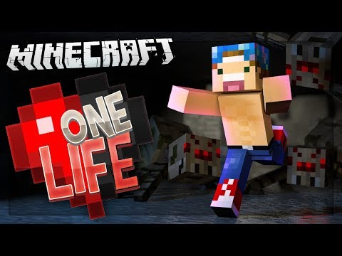 DEADLY CAVE EXPLORATION WITH STACY !   One Life SMP #49