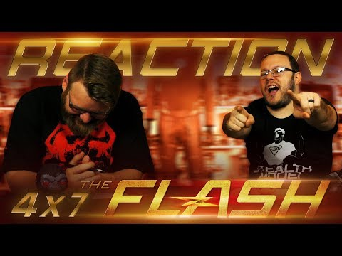 """The Flash 4x7 REACTION!! """"Therefore I Am"""""""