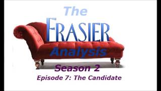 Video The Frasier Analysis - Season 2 Episode 7 - The Candidate download MP3, 3GP, MP4, WEBM, AVI, FLV September 2018