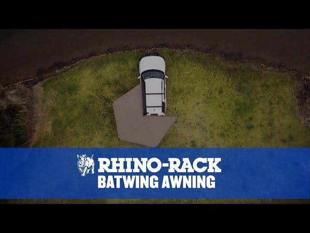 Rhino-Rack I Batwing Awning