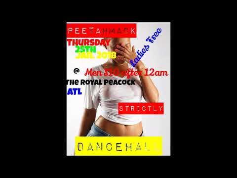 Strictly DAncehall with DJ PeetahMack @ The Horizon Event Center Gwinnett GA.. Promo CD EPISODE 2