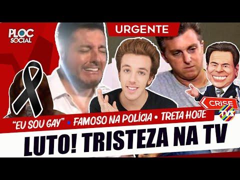 TRISTE PERDA NA TV BRASILEIRA HOJE • BRUNO NA POLÍCIA • HUCK DEMITIDO DA GLOBO • ANITTA DESABAFA