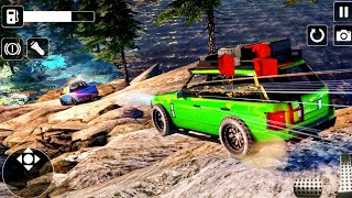 Offroad SUV Driving Simulator/Android Araba Oyunları/Android Car Games/Maşin maşın машина