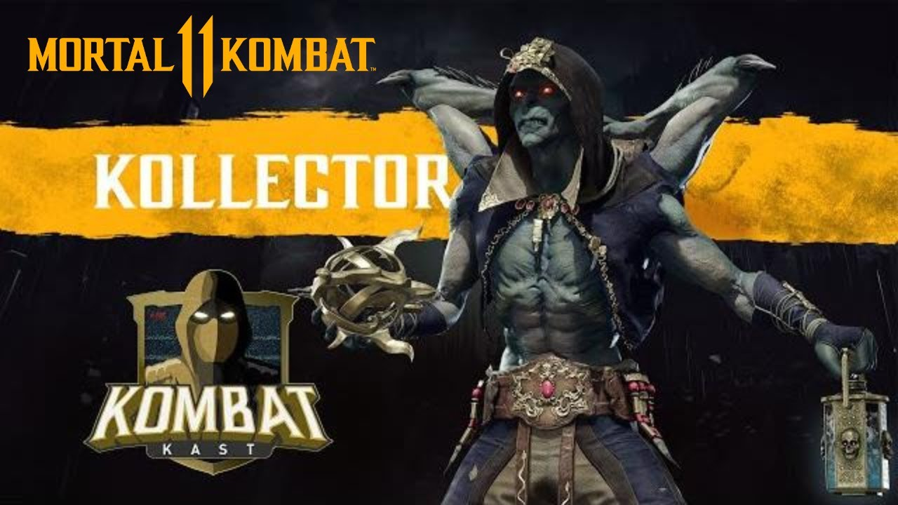Mortal Kombat 11' Kharacter Guide: Erron Black - Geek com