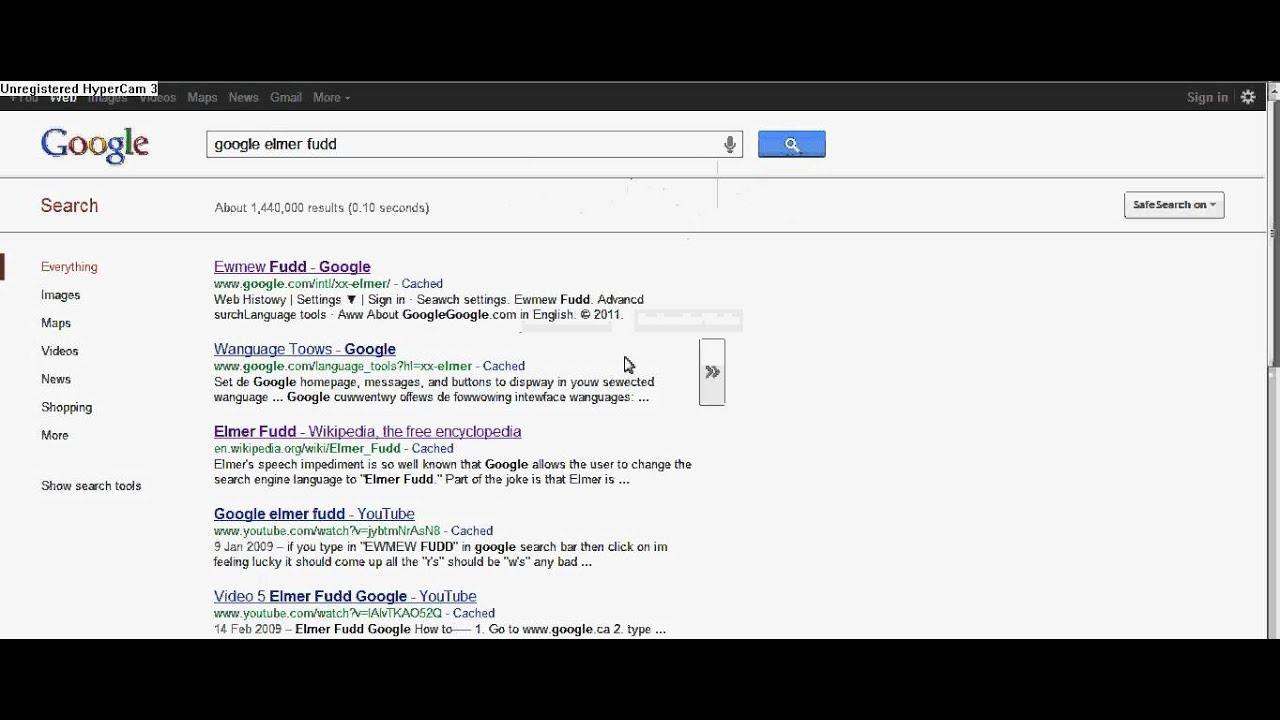 google easter eggs list