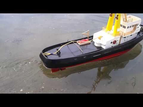 burutu & bajima tug boat