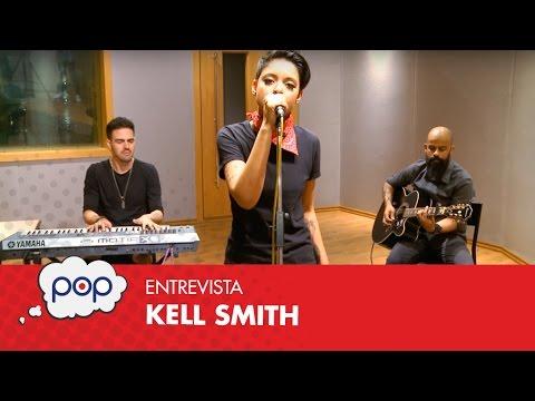 """""""Não é o tipo de artista que eu encontro todo dia"""" diz Bonadio sobre  Kell Smith"""