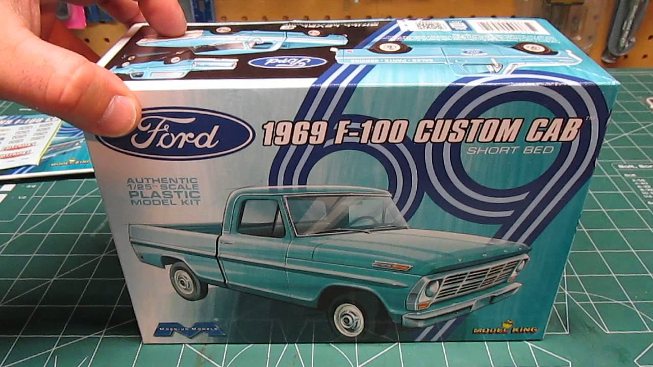 Plastic Car Models Kits For Sale  Ford Pickup