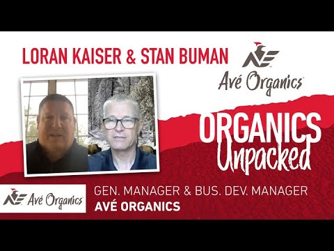 021: New OMRI-Approved Products for Organic Growers w/ Loran Kaiser & Stan Buman
