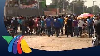 Disturbios en Teoloyucan, Edomex por muerte de 2 atropellados | Noticias del Estado de México