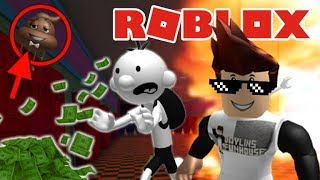 DITCH SCHOOL to GET RICH!!! ROBLOX - Adventure Obby