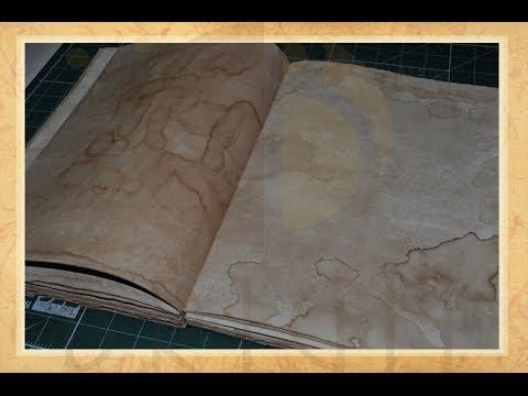 Envelhecimento de papel - Perguntas Frequentes - Parte 2 (Aging paper - FAQ - Part 2)