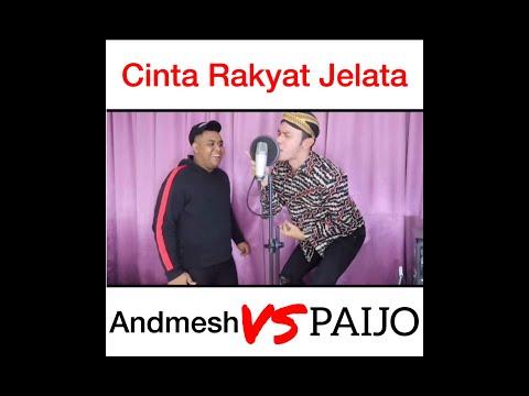 """PAIJO VS ANDMESH ! """" Cinta Rakyat Jelata """" Kalian Team Siapa ??!!"""