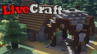 LiveCraft (Vanilla Minecraft): A Fantasy World - Episode 2