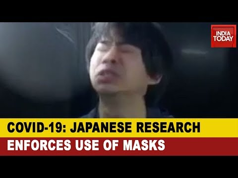 COVID-19: Japanese Research Elucidates Risk Of Virus Transmission Via Emission Of Micro-Droplets from YouTube · Duration:  2 minutes 42 seconds