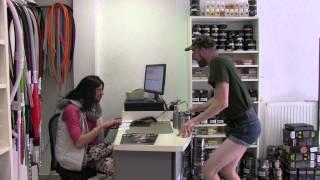 Zeynep vs. Shisha-Shop