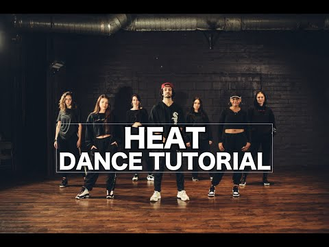 HEAT - Chris Brown | Dance Tutorial by Alexander Chung [preview] thumbnail