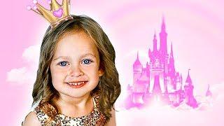 Детская песня про Бал принцесс | Песни для детей от Майи и Маши