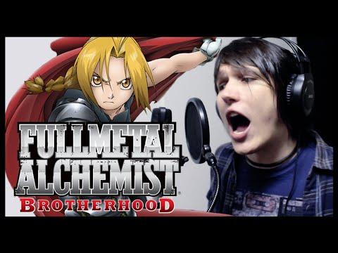 FullMetal Alchemist Brotherhood - Abertura 3 - Golden Time Lover (Completa em Português)