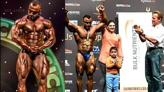 Atif Anwar secures a win at Arnold Classic Australia 2015