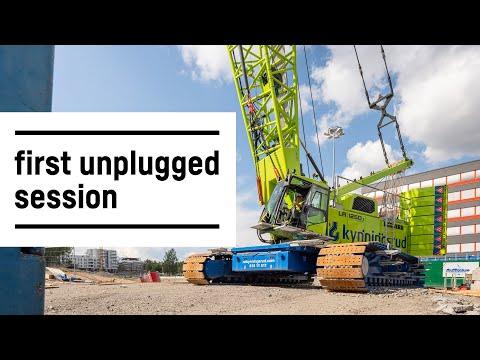 Liebherr - LR 1250.1 unplugged -
