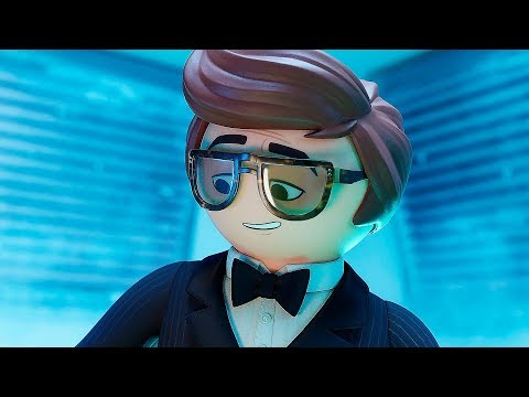 Playmobil Фильм: Через вселенные — Русский трейлер (2020)