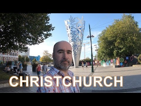 Christchurch New Zealand 2018